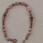 FCSN Silver Bracelet